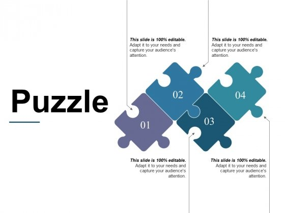Puzzle Ppt PowerPoint Presentation Inspiration Microsoft