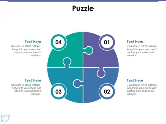 Puzzle Ppt PowerPoint Presentation Inspiration Outline