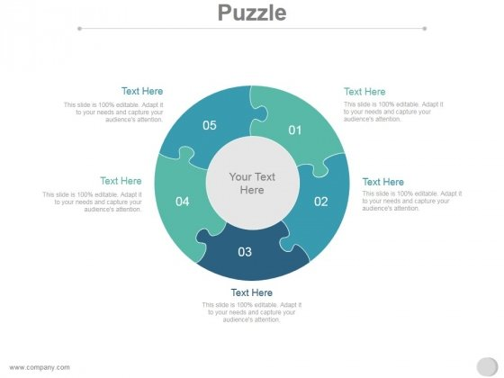Puzzle Ppt PowerPoint Presentation Layout