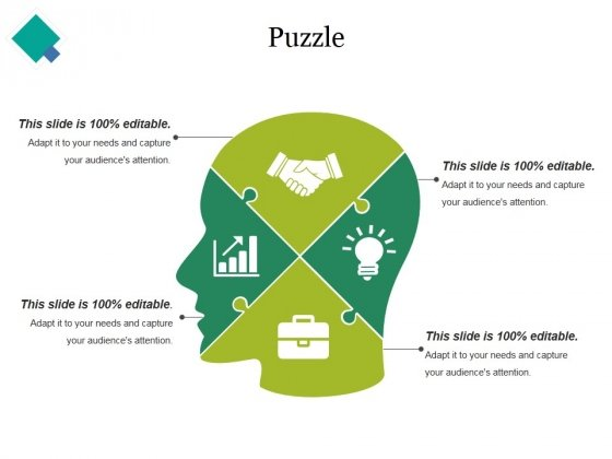 Puzzle Ppt PowerPoint Presentation Layouts Design Ideas