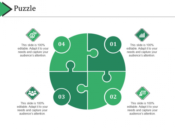 Puzzle Ppt PowerPoint Presentation Layouts Design Templates