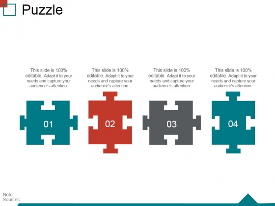 Puzzle Ppt PowerPoint Presentation Layouts Guide
