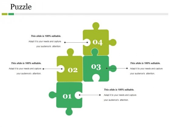 Puzzle Ppt PowerPoint Presentation Layouts Ideas