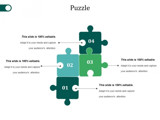 Puzzle Ppt PowerPoint Presentation Layouts Layout