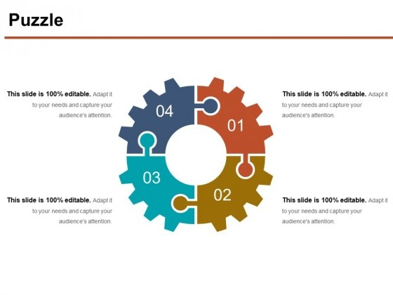 Puzzle Ppt PowerPoint Presentation Layouts Model