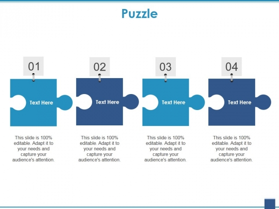 Puzzle Ppt PowerPoint Presentation Layouts Themes