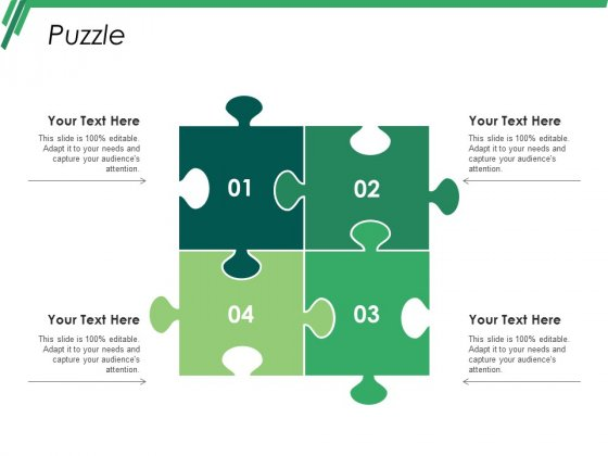 Puzzle Ppt PowerPoint Presentation Model Background