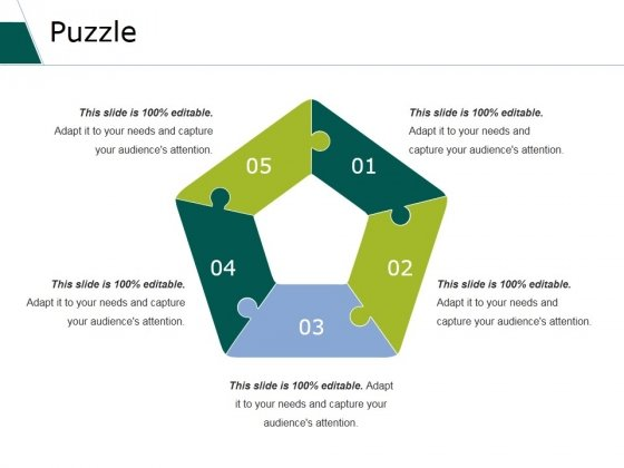 Puzzle Ppt PowerPoint Presentation Model Graphics Template