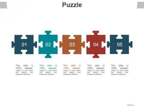 Puzzle Ppt PowerPoint Presentation Model Samples