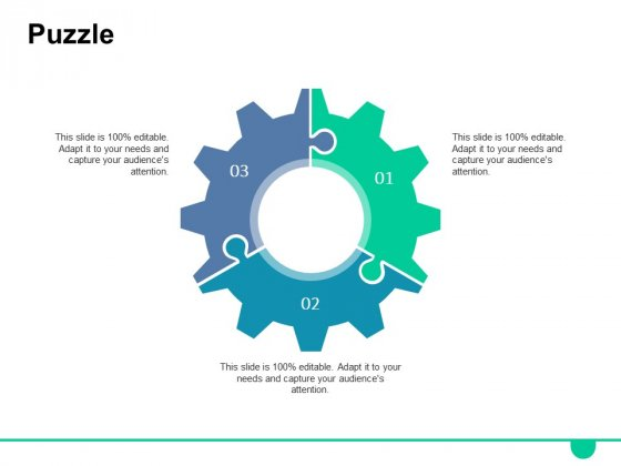 Puzzle Ppt PowerPoint Presentation Model Slides