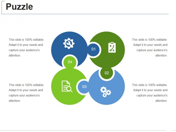 Puzzle Ppt PowerPoint Presentation Model Templates