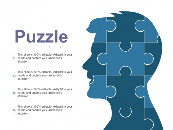 Puzzle Ppt PowerPoint Presentation Outline Backgrounds