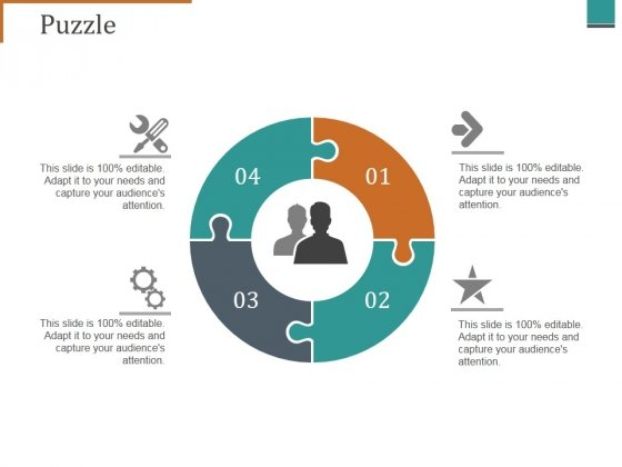 Puzzle Ppt PowerPoint Presentation Outline Ideas