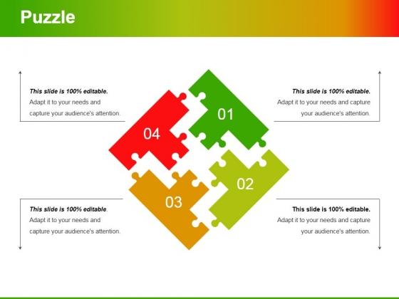Puzzle Ppt PowerPoint Presentation Outline Model
