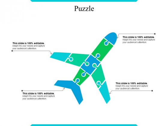 Puzzle Ppt PowerPoint Presentation Pictures Example