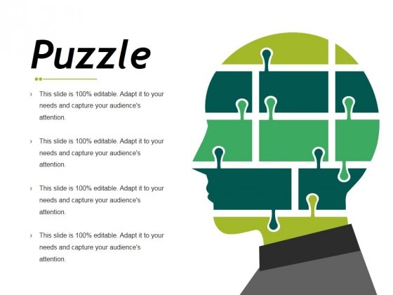 Puzzle Ppt PowerPoint Presentation Pictures Graphic Images