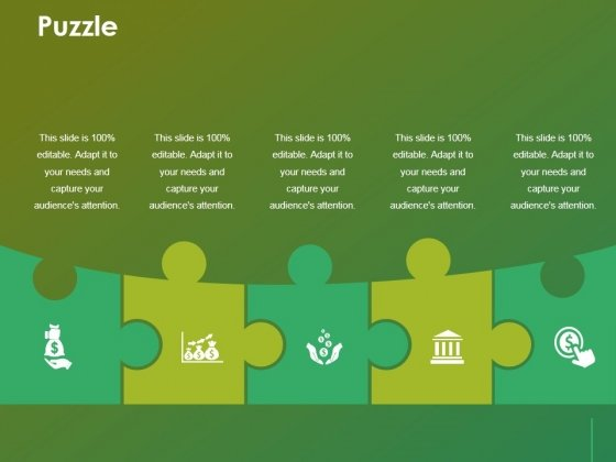 Puzzle Ppt Powerpoint Presentation Pictures Outline