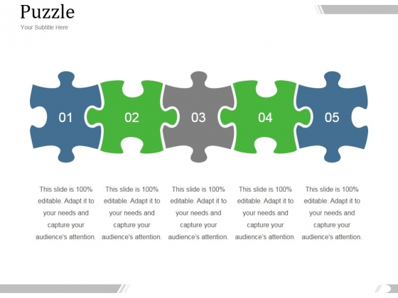 Puzzle Ppt PowerPoint Presentation Pictures