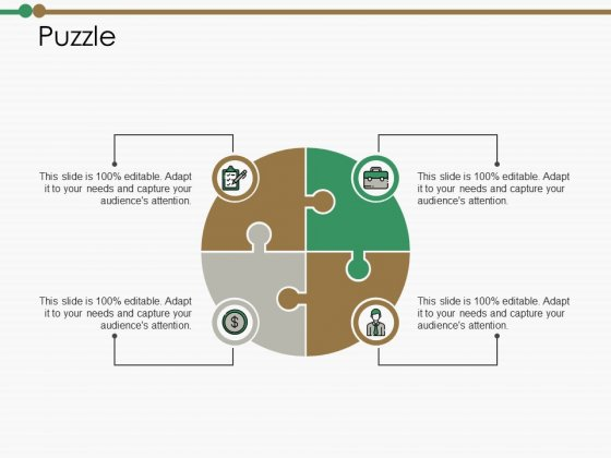 Puzzle Ppt PowerPoint Presentation Portfolio Clipart