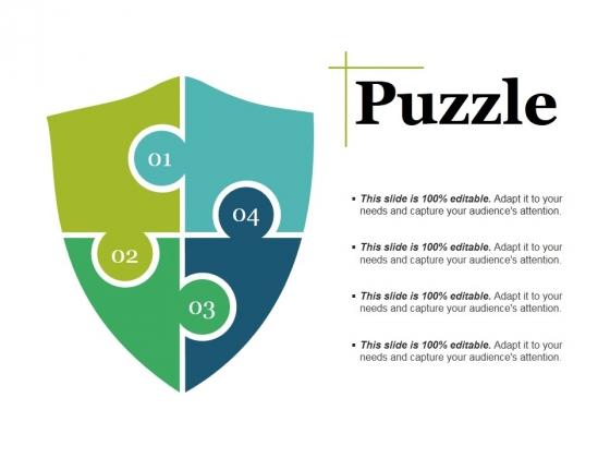 Puzzle Ppt PowerPoint Presentation Portfolio Outline