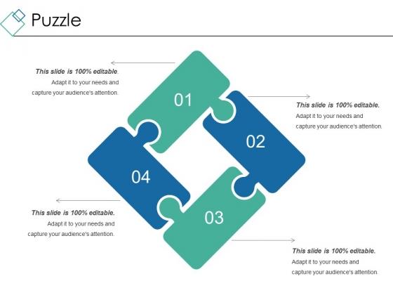 Puzzle Ppt PowerPoint Presentation Portfolio Slide Portrait