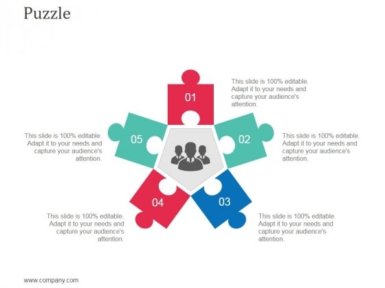 Puzzle Ppt Powerpoint Presentation Portfolio Topics