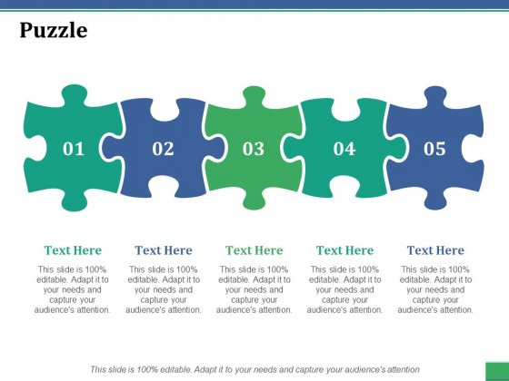Puzzle Ppt PowerPoint Presentation Professional Clipart Images