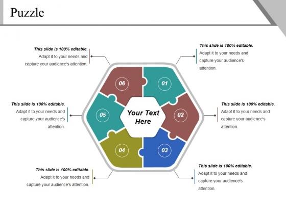 Puzzle Ppt PowerPoint Presentation Professional Ideas