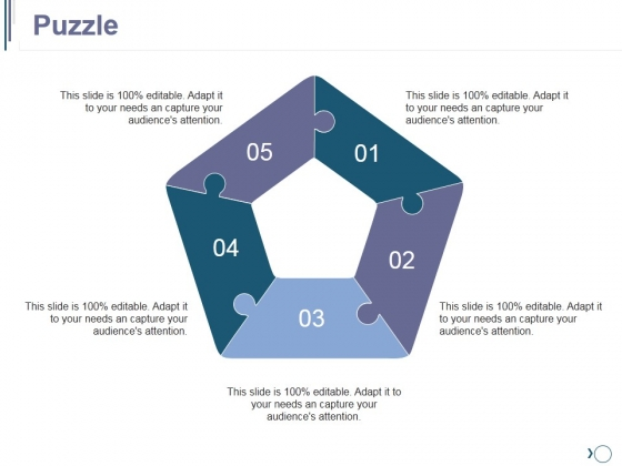 Puzzle Ppt PowerPoint Presentation Professional Information