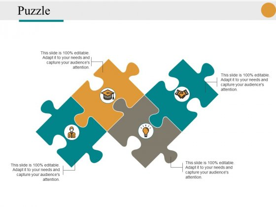 Puzzle Ppt PowerPoint Presentation Show Images