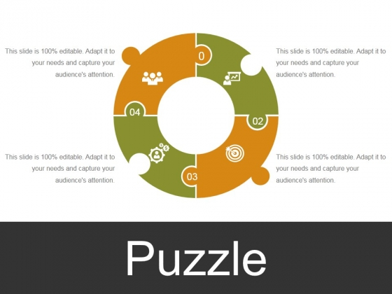 Puzzle Ppt PowerPoint Presentation Show Objects