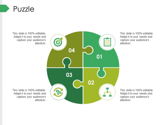Puzzle Ppt PowerPoint Presentation Show Picture