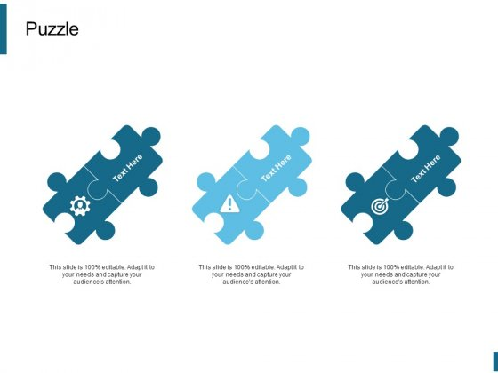 Puzzle Ppt PowerPoint Presentation Slides Example