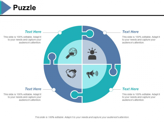 Puzzle Ppt PowerPoint Presentation Slides Graphics Download