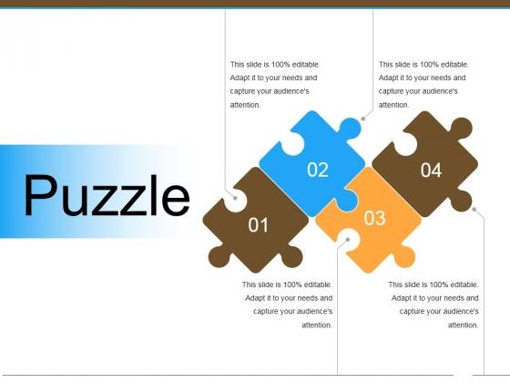 Puzzle Ppt Powerpoint Presentation Slides Images