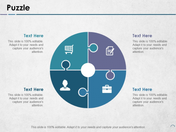 Puzzle Ppt PowerPoint Presentation Styles Example File