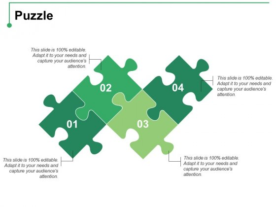 Puzzle Ppt PowerPoint Presentation Styles Examples