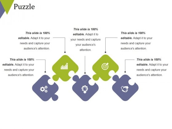 Puzzle Ppt PowerPoint Presentation Styles Gallery