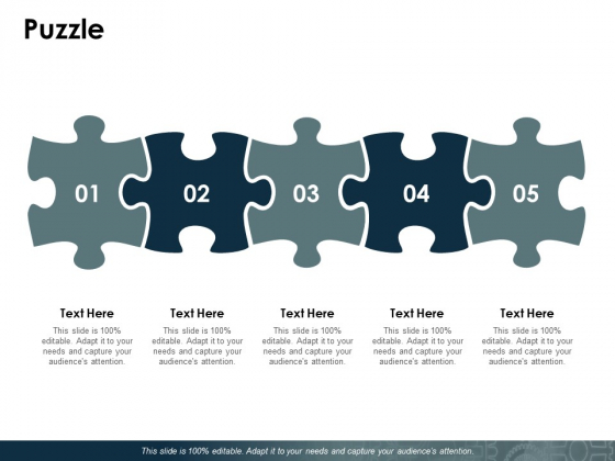 Puzzle Ppt PowerPoint Presentation Styles Infographic Template
