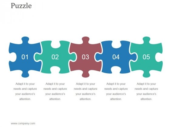 Puzzle Ppt PowerPoint Presentation Styles
