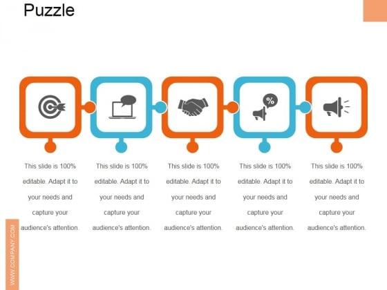 Puzzle Ppt PowerPoint Presentation Summary Background Designs