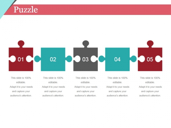 Puzzle Ppt PowerPoint Presentation Summary Design Templates