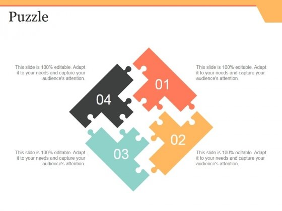 Puzzle Ppt PowerPoint Presentation Summary Diagrams