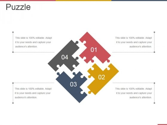 Puzzle Ppt PowerPoint Presentation Summary Graphics Design
