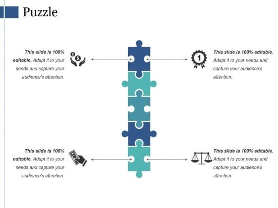 Puzzle Ppt PowerPoint Presentation Summary Layout Ideas