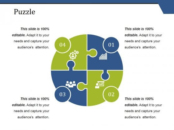 Puzzle Ppt PowerPoint Presentation Summary Model