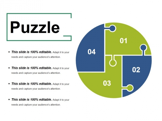 Puzzle Ppt PowerPoint Presentation Summary Objects
