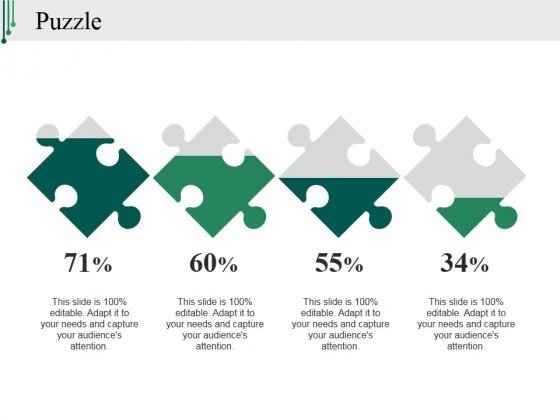 Puzzle Ppt PowerPoint Presentation Summary Styles
