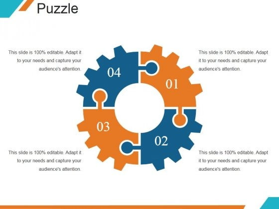 Puzzle Ppt PowerPoint Presentation Themes