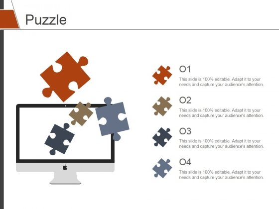 Puzzle Ppt PowerPoint Presentation Visual Aids Ideas
